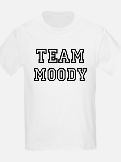Team MOODY Kids T-Shirt