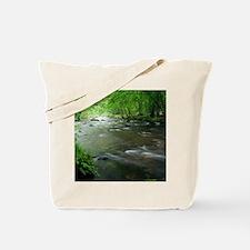 River Teign, Dartmoor, UK Tote Bag