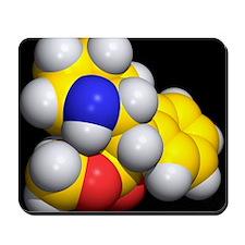 Ritalin molecule Mousepad