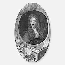 Robert Boyle, Irish chemist Decal