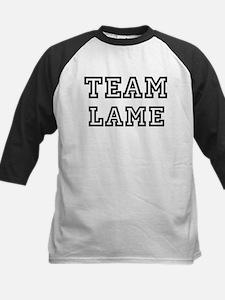 Team LAME Kids Baseball Jersey