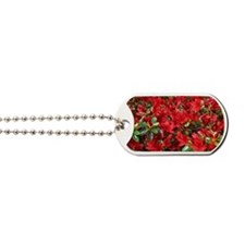Rhododendron Dog Tags