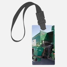 Refuse collection Luggage Tag