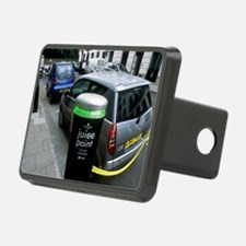 Recharging electric cars Hitch Cover