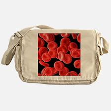 Red blood cells, SEM Messenger Bag