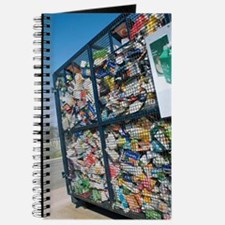 Recycling centre Journal