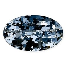 Quartzite mineral, light micrograph Decal