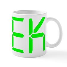 Appropriately typed Geek Mug