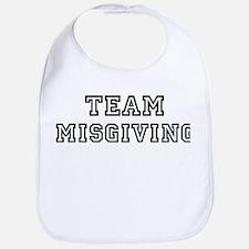 Team MISGIVING Bib