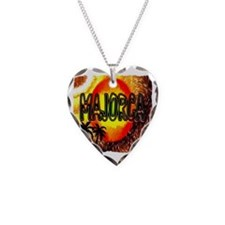 majorca Necklace Heart Charm