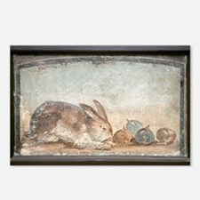 Rabbit and figs, Roman fr Postcards (Package of 8)