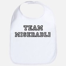 Team MISERABLE Bib