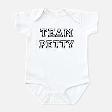 Team PETTY Infant Bodysuit