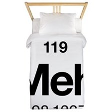 Meh - the Element of Whatever Twin Duvet