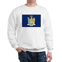 New York Flag Sweatshirt