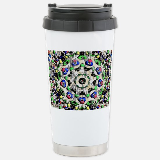 Beaches 4 ST Stainless Steel Travel Mug