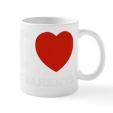 I love My Parents Mug