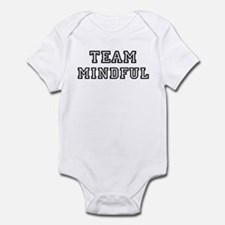 Team MINDFUL Infant Bodysuit