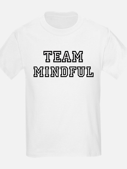 Team MINDFUL Kids T-Shirt