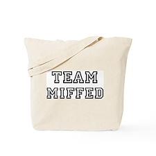 Team MIFFED Tote Bag