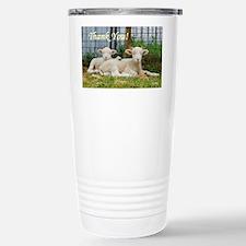 Buddy Lambs ~ Thank You! Travel Mug