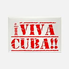 VIVA CUBA! Rectangle Magnet
