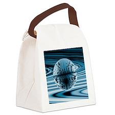 Quantum computing Canvas Lunch Bag