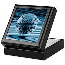 Quantum computing Keepsake Box