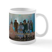 Oz Holiday Mugs