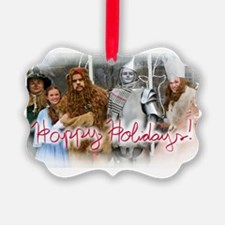 Oz Holiday Ornament (Decorative)