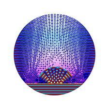 "Quantum resonance 3.5"" Button"