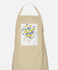 Pyrite crystal structure Apron