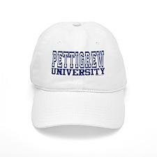 PETTIGREW University Baseball Cap