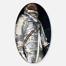 Project Mercury spacesuit Decal
