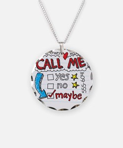 Call Me Necklace