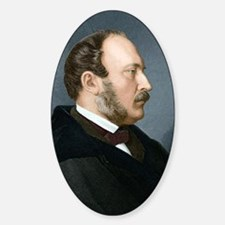 Prince Albert, British Prince Conso Decal