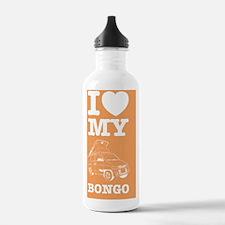 I LOVE MY BONGO (ORANG Water Bottle