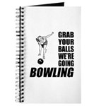 Grab Your Balls Bowling Journal