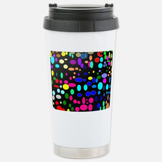 Bubble Wizardary Stainless Steel Travel Mug