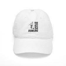 Grab Your Balls Bowling Baseball Baseball Cap
