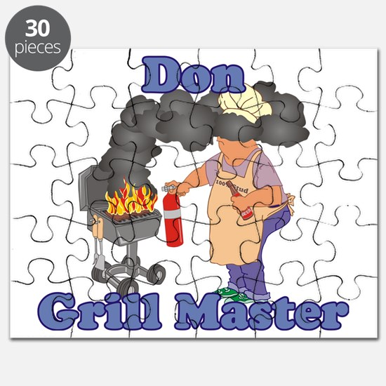 Grill Master Don Puzzle