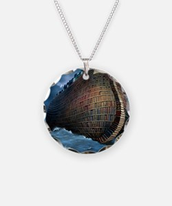 Preservation of knowledge, a Necklace