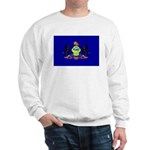 Pennsylvania Flag Sweatshirt