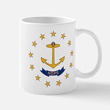 Rhode Island Flag Mug