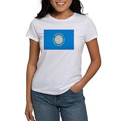 South Dakota Flag Tee