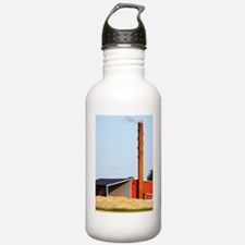 Power station in Swede Water Bottle