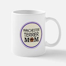 Manchester Terrier Dog Mom Mugs