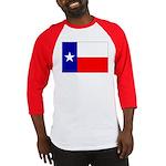 Texas Flag Baseball Jersey