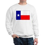 Texas Flag Hooded Sweatshirt