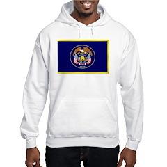 Utah Flag Hoodie